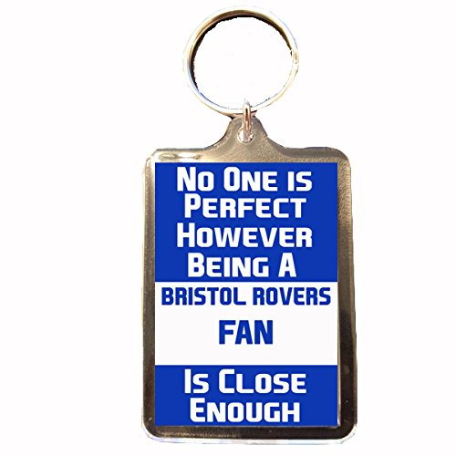bristol-rovers-fc-no-one-is-perfect-keyring