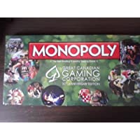 MONOPOLY -- Great Canadian Gaming Corporation 30th Anniversary Edition
