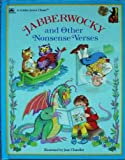 img - for Jabberwocky and Other Nonsense Verses (Golden Junior Classics) book / textbook / text book