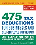 475 Tax Deductions for Businesses and...
