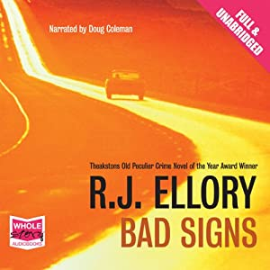 Bad Signs Audiobook