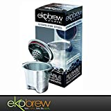 Ekobrew Stainless Steel Elite Cup, Refillable K-cup for Keurig B40, B45, B60, B65