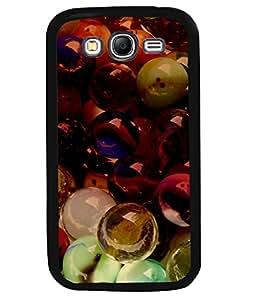 PrintVisa Metal Printed Glass Balls Designer Back Case Cover for Samsung Galaxy Grand 2 G7102-D5100