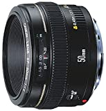 Canon EFレンズ EF50mm F1.4 USM 単焦点レンズ 標準