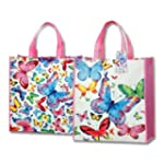 Butterfly Shopping Bag - Non Woven -...