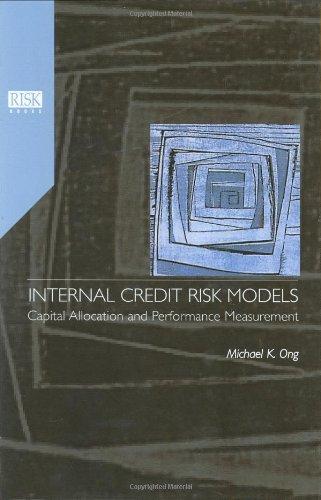 Internal Credit Risk Models: Capital Allocation and Performance Measurement