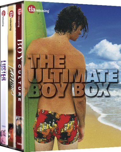 Cover art for  The Ultimate Boy Box