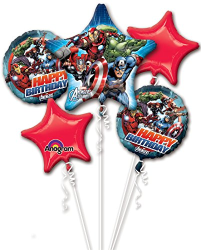 1 X Balloon Bouquet Avengers