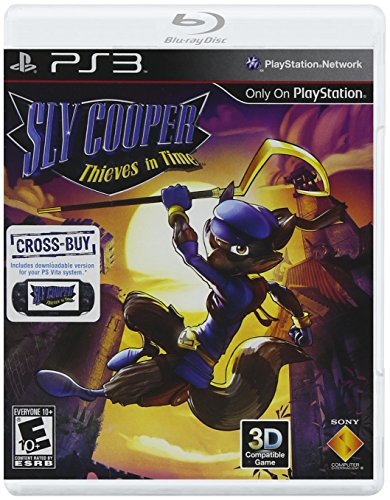 Sly Cooper: Thieves in Time - Playstation 3 - 1