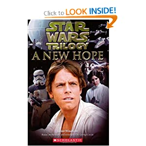 Star Wars, Episode IV - A New Hope (Junior Novelization) by Ryder Windham and George Lucas