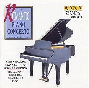 The Romantic Piano Concerto, Vol. 7
