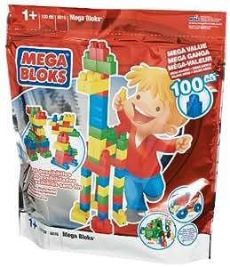Mega Bloks First Builders Bag (100 Pieces)