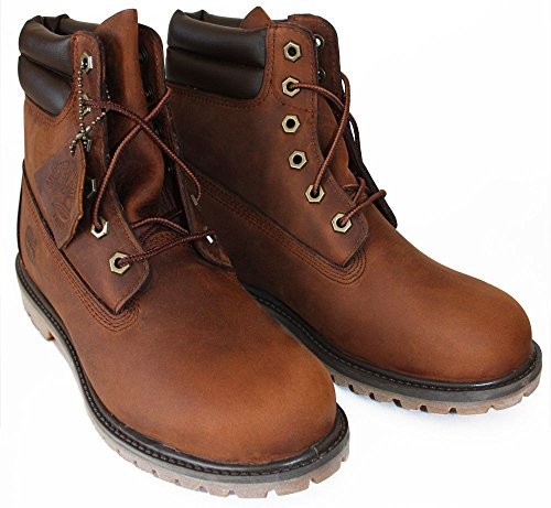 Timberland 8305R Women's 6In Double Collar Brown