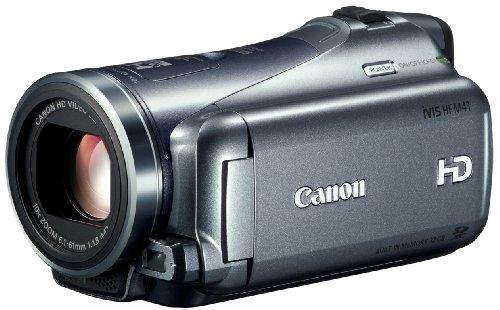 Canon デジタルビデオカメラ iVIS HF M41 シルバー IVISHFM41SL 光学10倍 光学式手ブレ補正 内蔵メモリー32GB