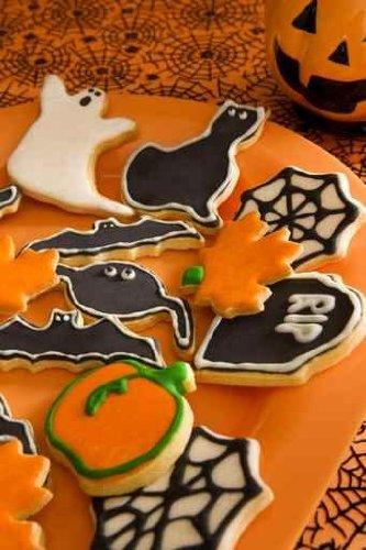 Halloween Sugar Cookies - 24
