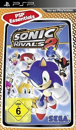 Sonic Rivals 2 [Essentials]