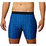 ExOfficio Mens ThatS Fly Boxer Brief,Ocean,X-Large