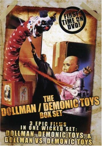 Dollman and Demonic Toys Box Set  DVDRip preview 0