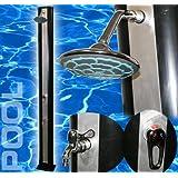 Solardusche Solar Pool Garten Dusche 35 Liter Modell ELECSA 9465