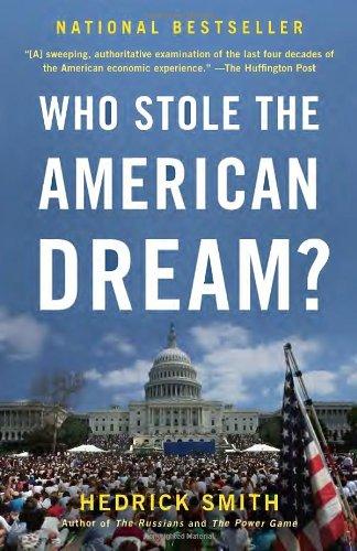Who Stole the American Dream?
