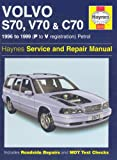 R. M. Jex Volvo S70, C70 and V70 Service and Repair Manual (Haynes Service and Repair Manuals)