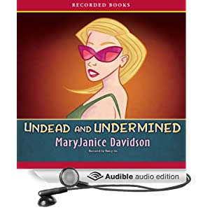 Davidson Mary Janice -  Undead Series Book 10 - Undead and Undermined - Mary Janice Davidson