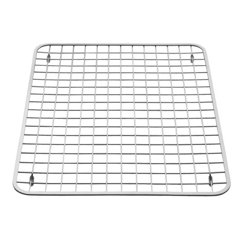 InterDesign Sinkworks Sink Grid, Polished, 12-6/10 by 16-25/100-Inches
