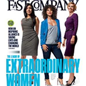 Audible Fast Company, July/August 2012 | [Fast Company]