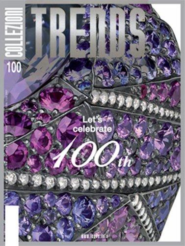 Trends collezioni magazine cover