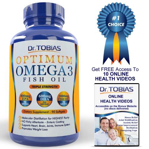 Omega 3 fish oil pills triple strength fish oil for Best omega 3 fish