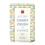 Fantastic Candy Crush Saga baby changing mat