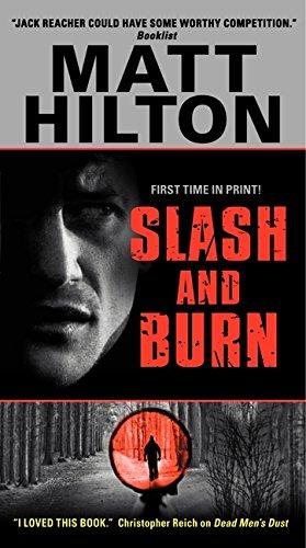 Slash and Burn (Joe Hunter Novels) PDF
