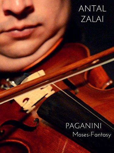 Antal Zalai - Paganini Moses Fantasy