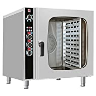 North Pro Gas FCN 260 Electric Convection/Steam Oven for 10x GN 1/1 - LxWxH: 985x940x980mm (400V-3N-AC-50Hz) (Made in Greece)