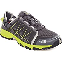 North Face Litewave Amphibious Watersport Shoes UK 7 Zinc Grey Lantern Green