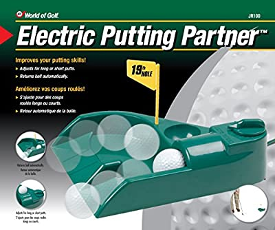 Golf Gifts & Gallery Electric Putting Partner