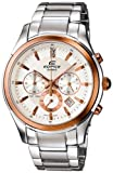 Casio Edifice Two-tone Chronograph Mens watch #EF530P-7AV