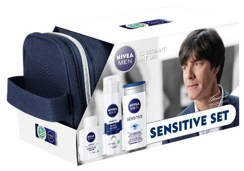Nivea men travel set sensitive 1er pack 1 x 1 stueck nivea men travel