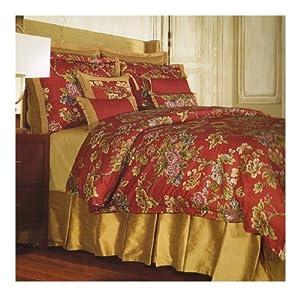 Rose Tree Queen 4 Pc Comforter Set