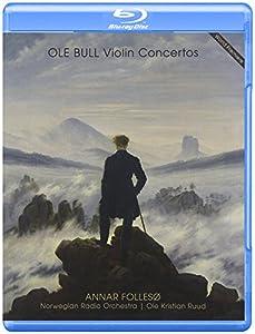Bull : Concerto pour violon. Folleso, Ruud. [Blu-ray]