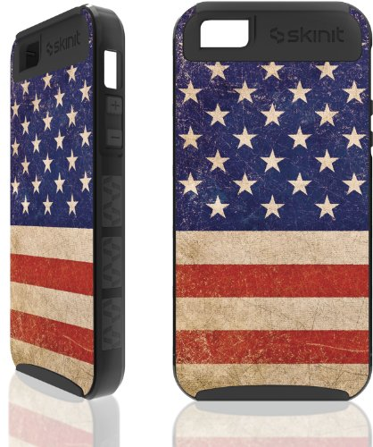 Great Sale Distressed American Flag Apple iPhone 5 Cargo Case