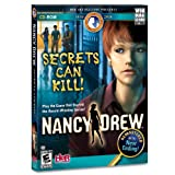Nancy Drew: Secrets Can Kill - Remastered (Win & Mac CD-Rom)by Her Interactive