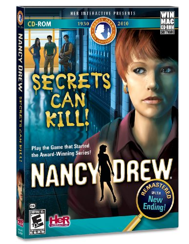 Nancy Drew Secrets Can Kill Remastered-TiNYiSO [ENG/PC] [Exclue] [FS]