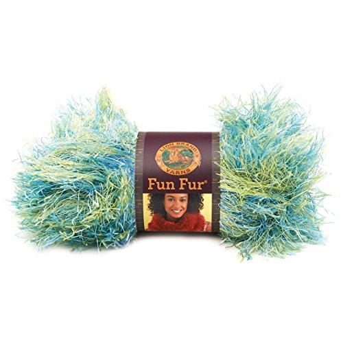 lion-brand-yarn-company-fun-fur-yarn-gomitolo-di-lana-colore-agrumi