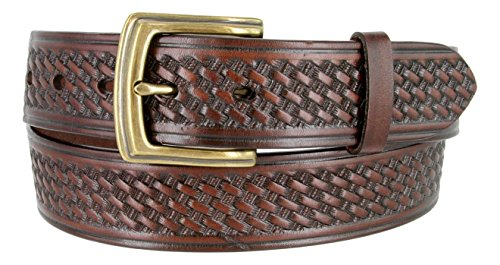 Belts.com Basketweave Men