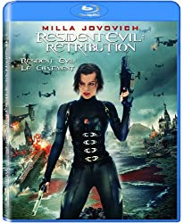 Resident Evil: Retribution (Bilingual) [Blu-ray]