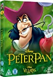 Peter Pan [Blu-ray] Disney Villains O-Ring Slipcover Edition UK Import (Region Free) Disney Classics #14