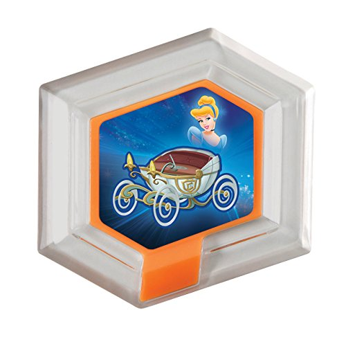 Disney Infinity Power Disc Cinderella's Coach [6 of 20] - 1