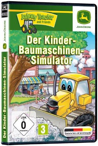 John Deere - Der Kinder-Baumaschinen-Simulator