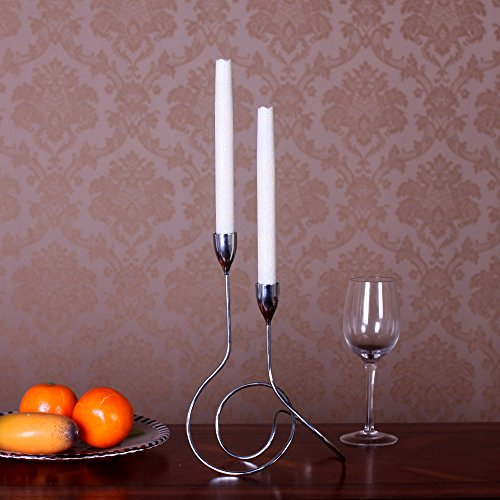 Led candele di forma conica con timer parpadeo candele di - Colore del giorno di san valentino ...